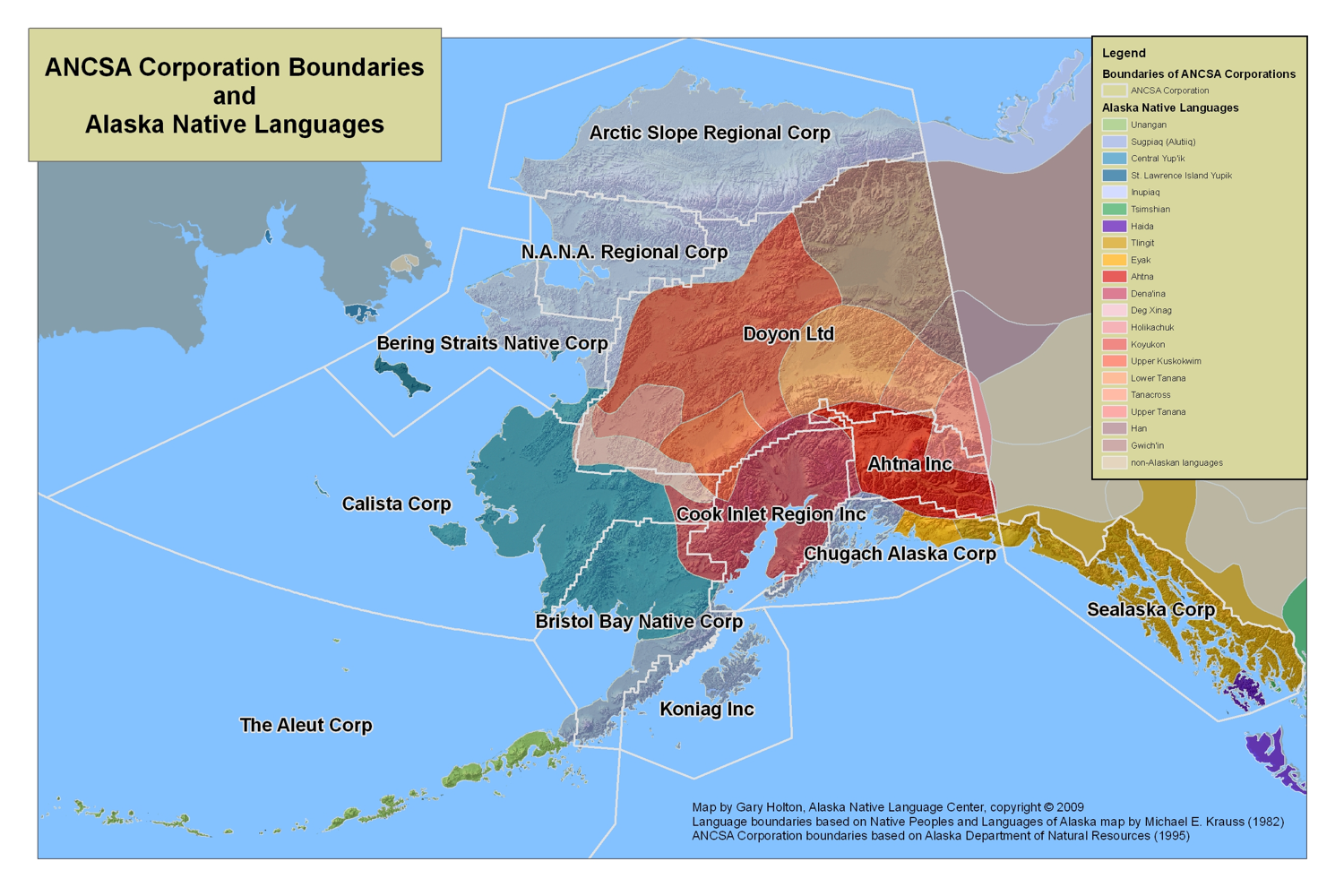 29 Popular Alaska Native Map afputracom