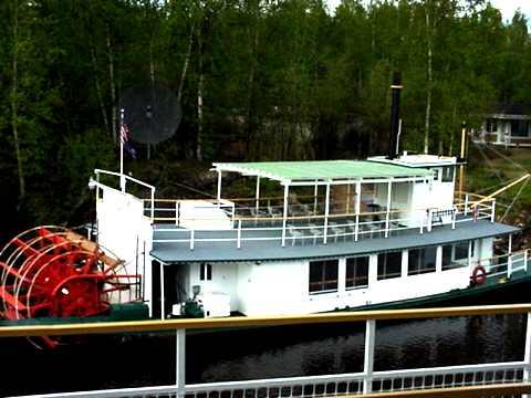 Sternwheeler Boat Tour In Fairbanks