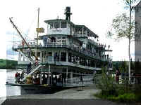 Riverboat Discovery III, taken the summer of 2000.