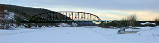 Nenana Railroad Bridge